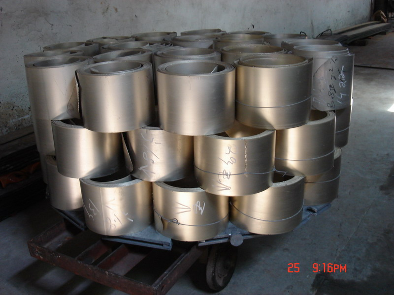 Results of special process annealing for copper production customers